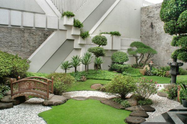 Современные идеи ландшафтного дизайна