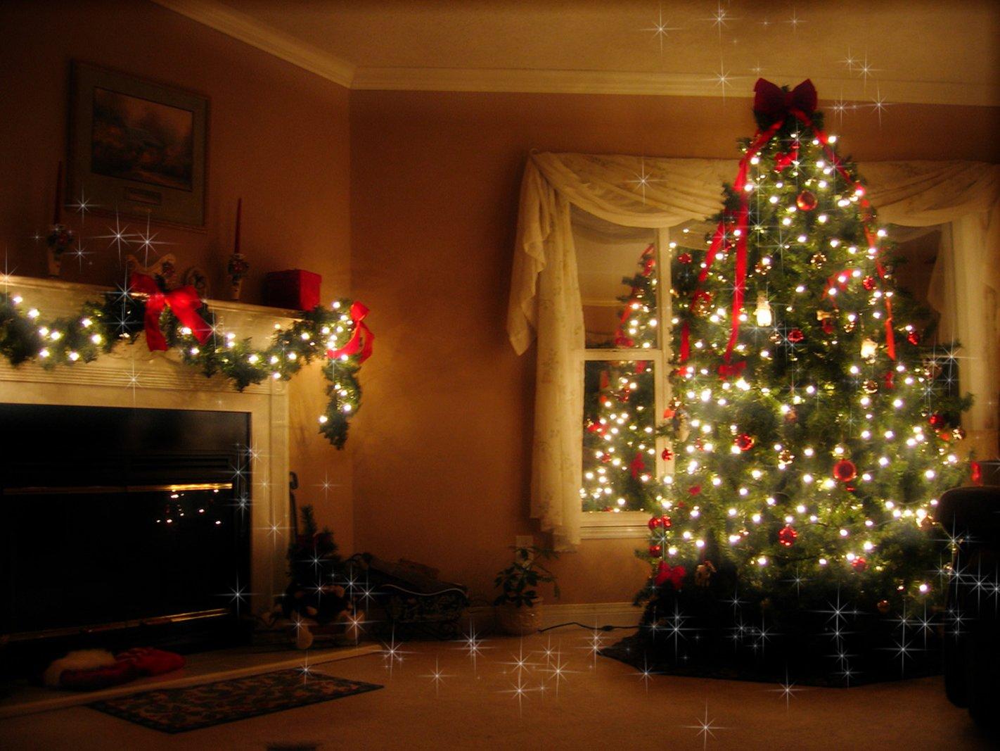 Когда украшать дом к новому году