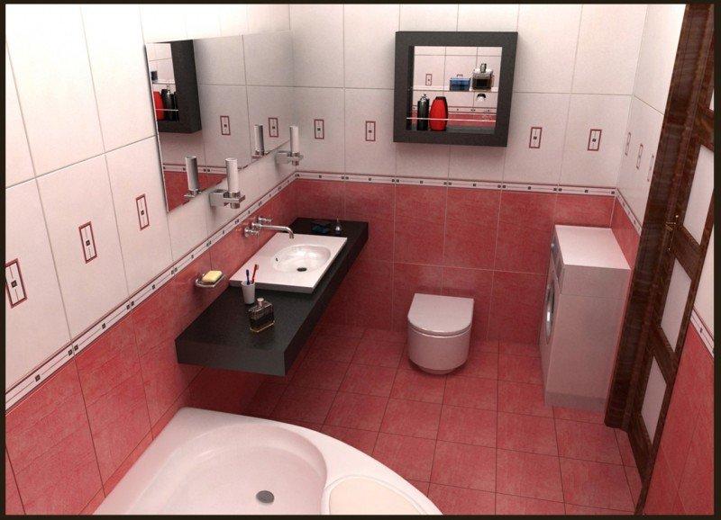 Ремонт маленьких ванных комнат фотогалерея