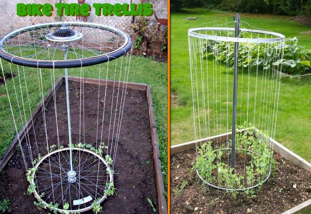 Идеи своими руками для сада и огорода фото