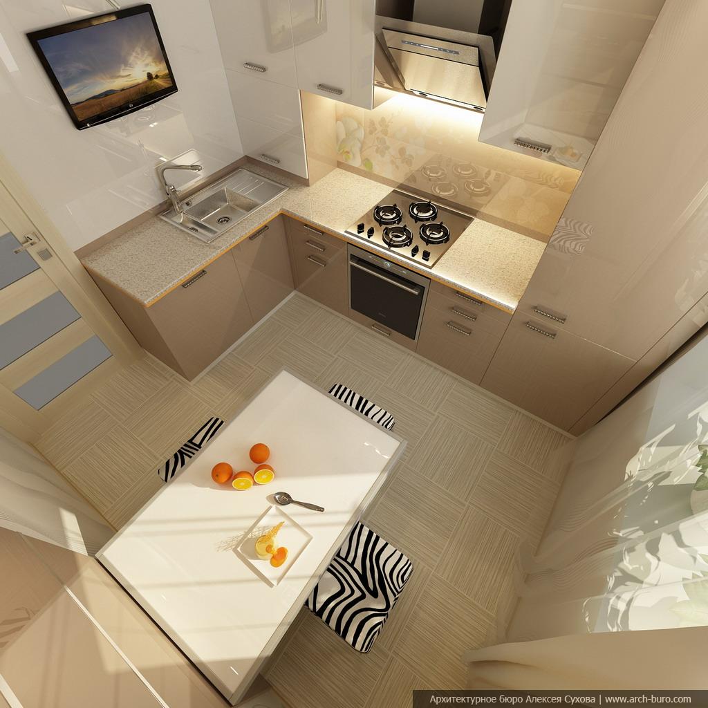 Дизайн квартир кухни малогабаритной квартиры