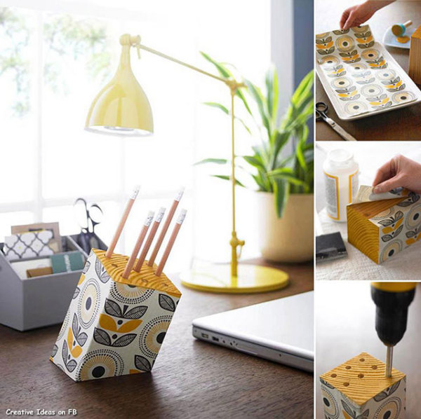 Креативные вещи для дома своим руками
