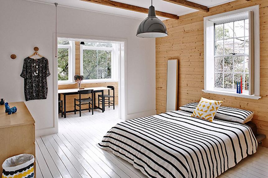 Дизайн интерьера загородного дома в скандинавском стиле