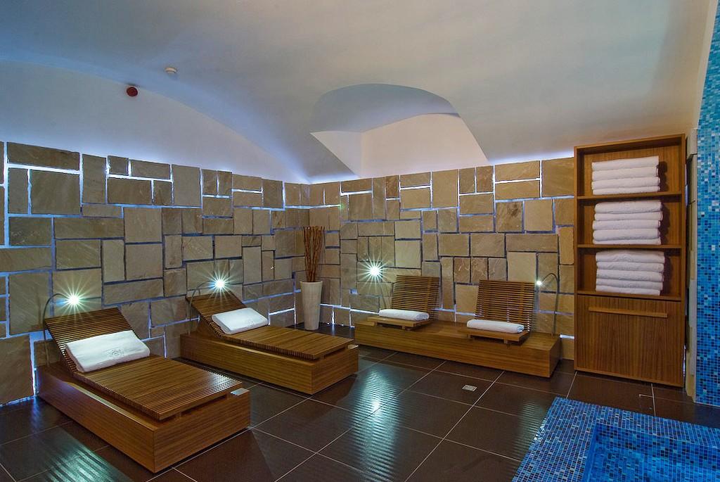 Фото дизайн комнат отдыха в саунах
