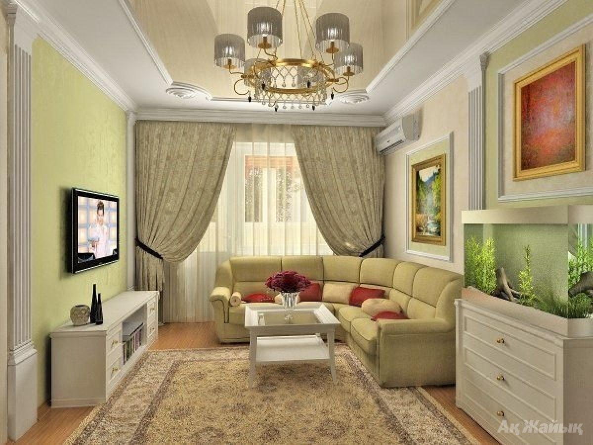 Дизайн комнаты в панельном доме