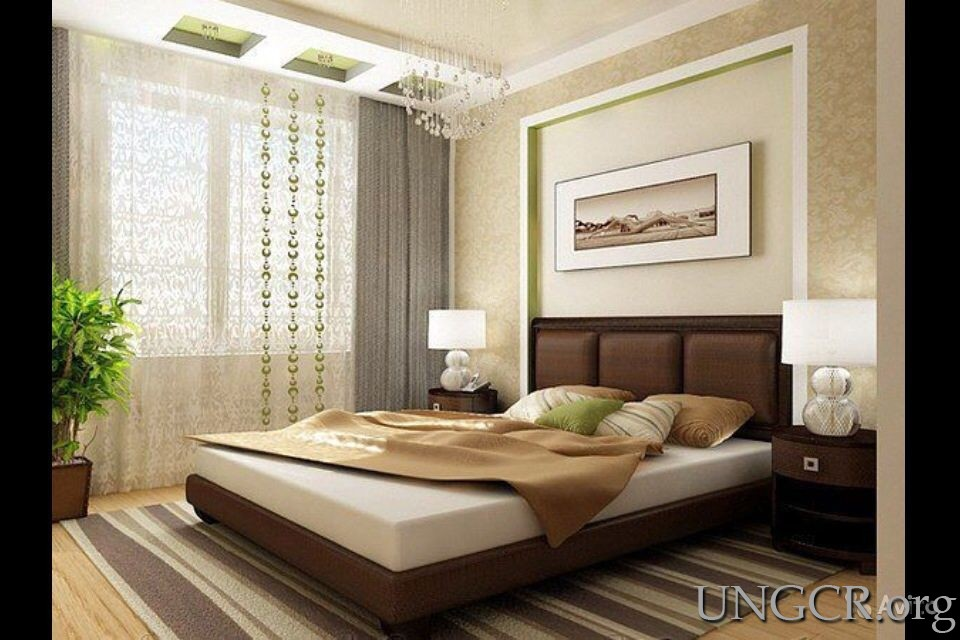 Дизайн интерьеров квартир спальни