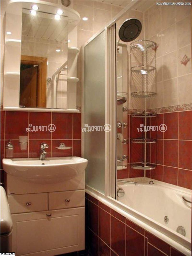 Дизайн ванной в хрущевки