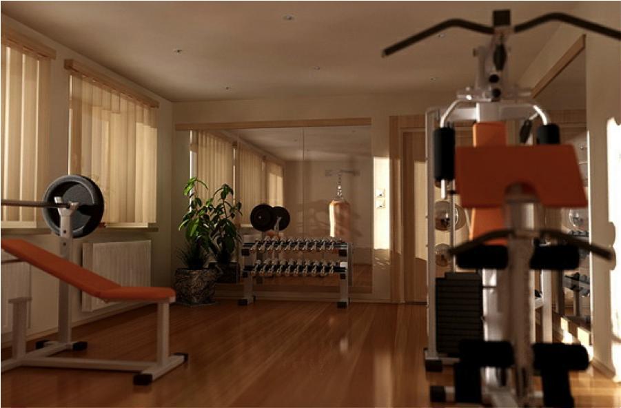 Фото дизайн домашнего зала