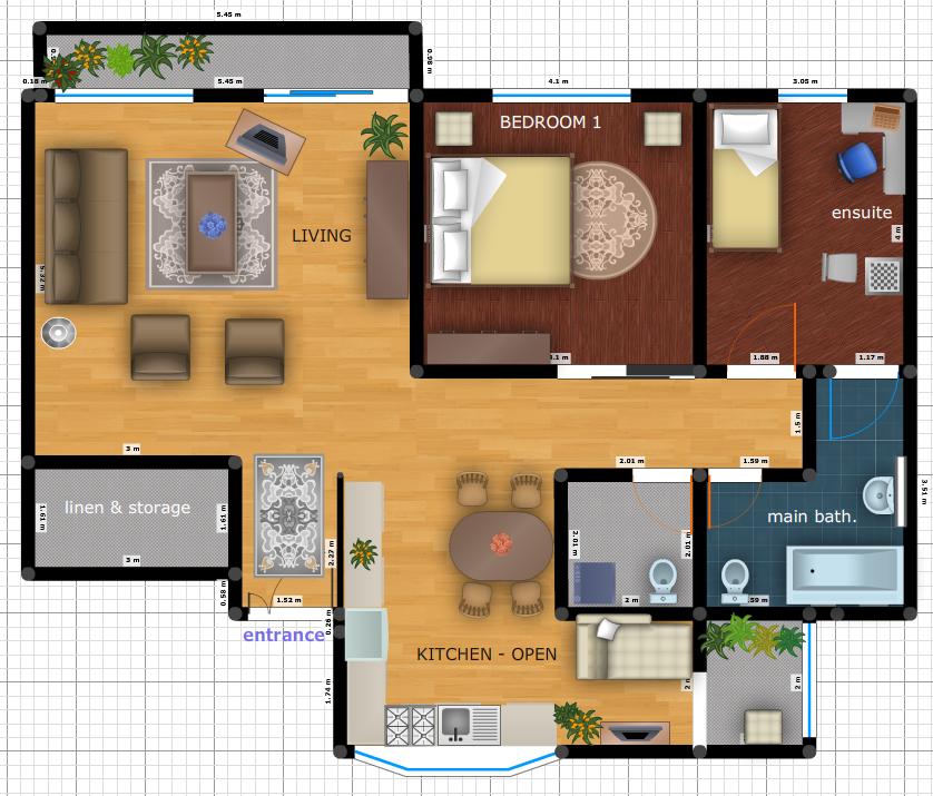Проектирование дома своими руками: как сделать проект дома самому 62