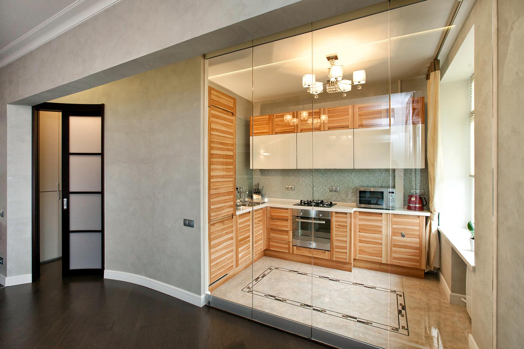 Дизайн двухкомнатной квартиры новостройка
