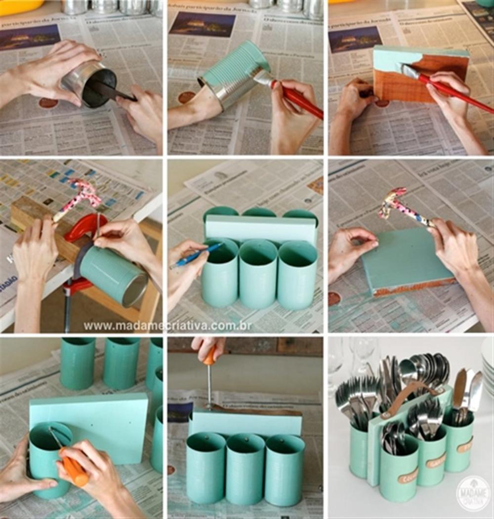 Как сделать декорации для дома самим