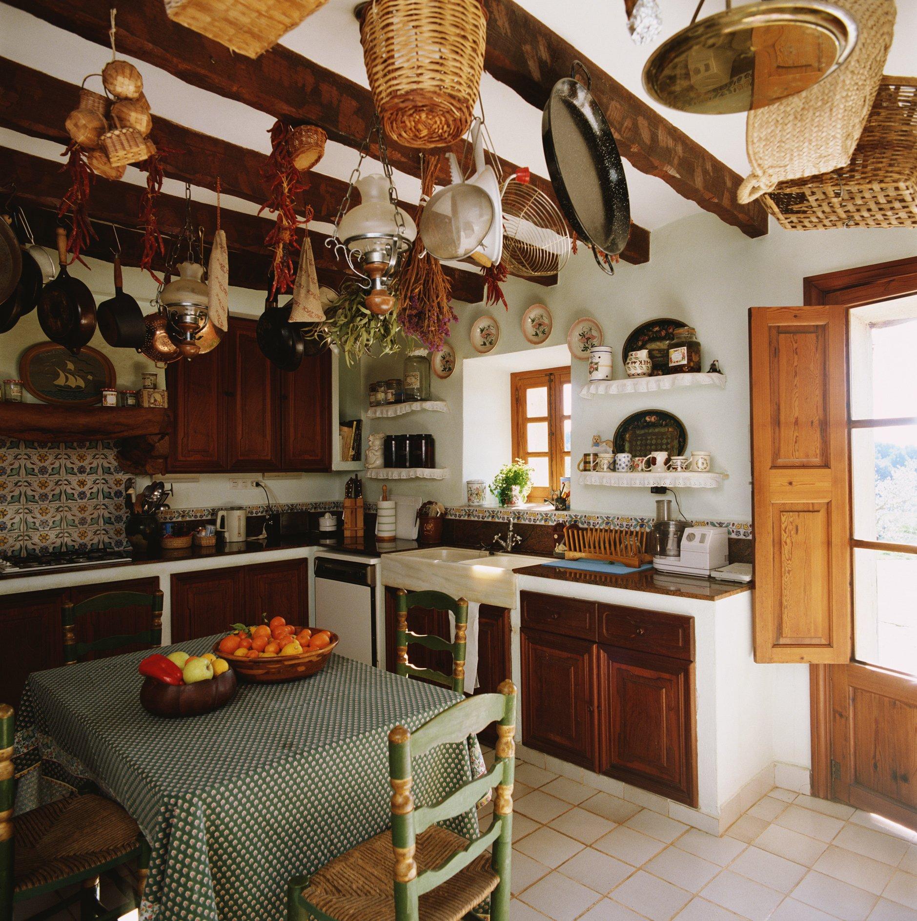 Дизайн деревенского дома внутри своими руками (фото) 71