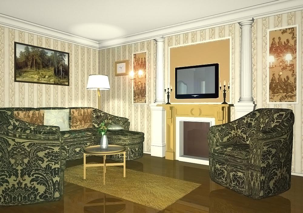 Дизайн интерьеров петербург курс