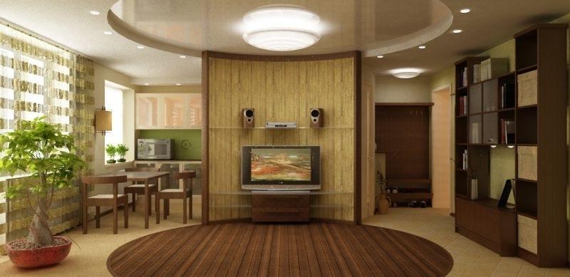 Дизайн квартиры в хрущевке 3 комнатной