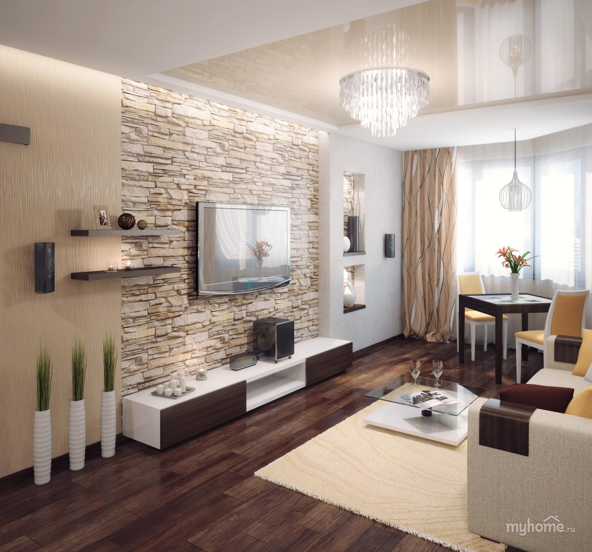 Wandfarben design wohnzimmer