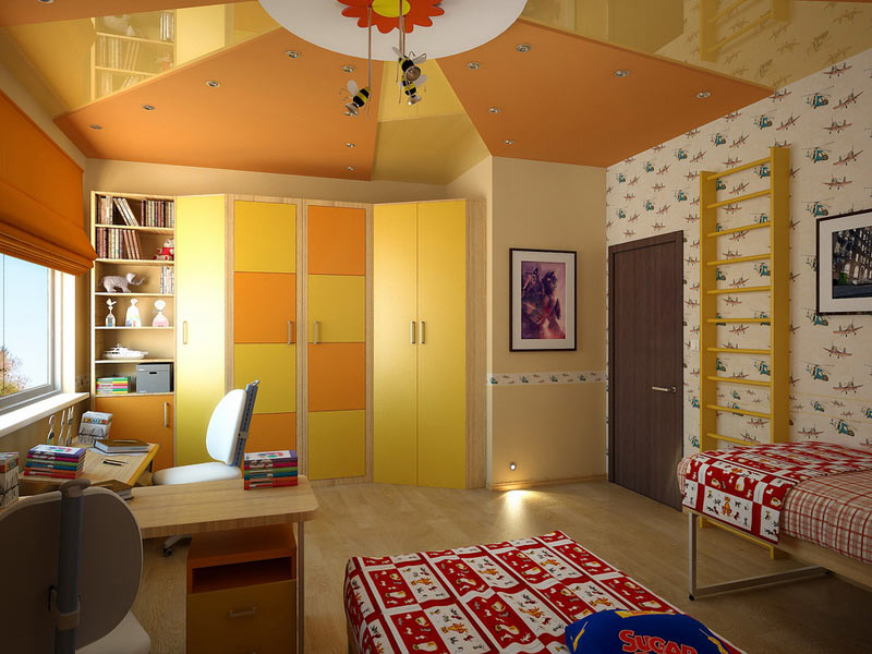 Как сделать интерьер комнаты в 3