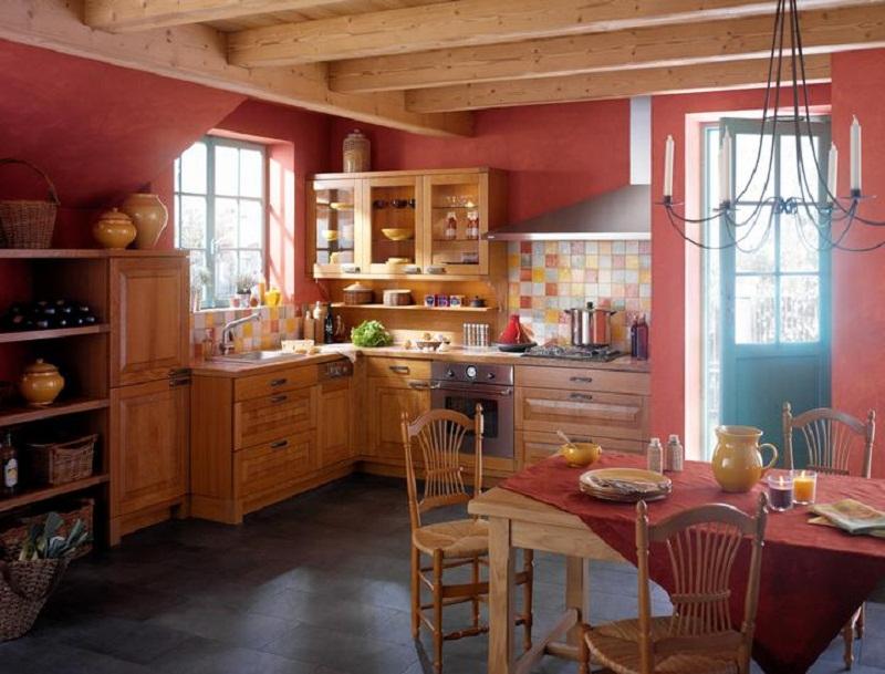 Фото интерьеры в деревенском стиле
