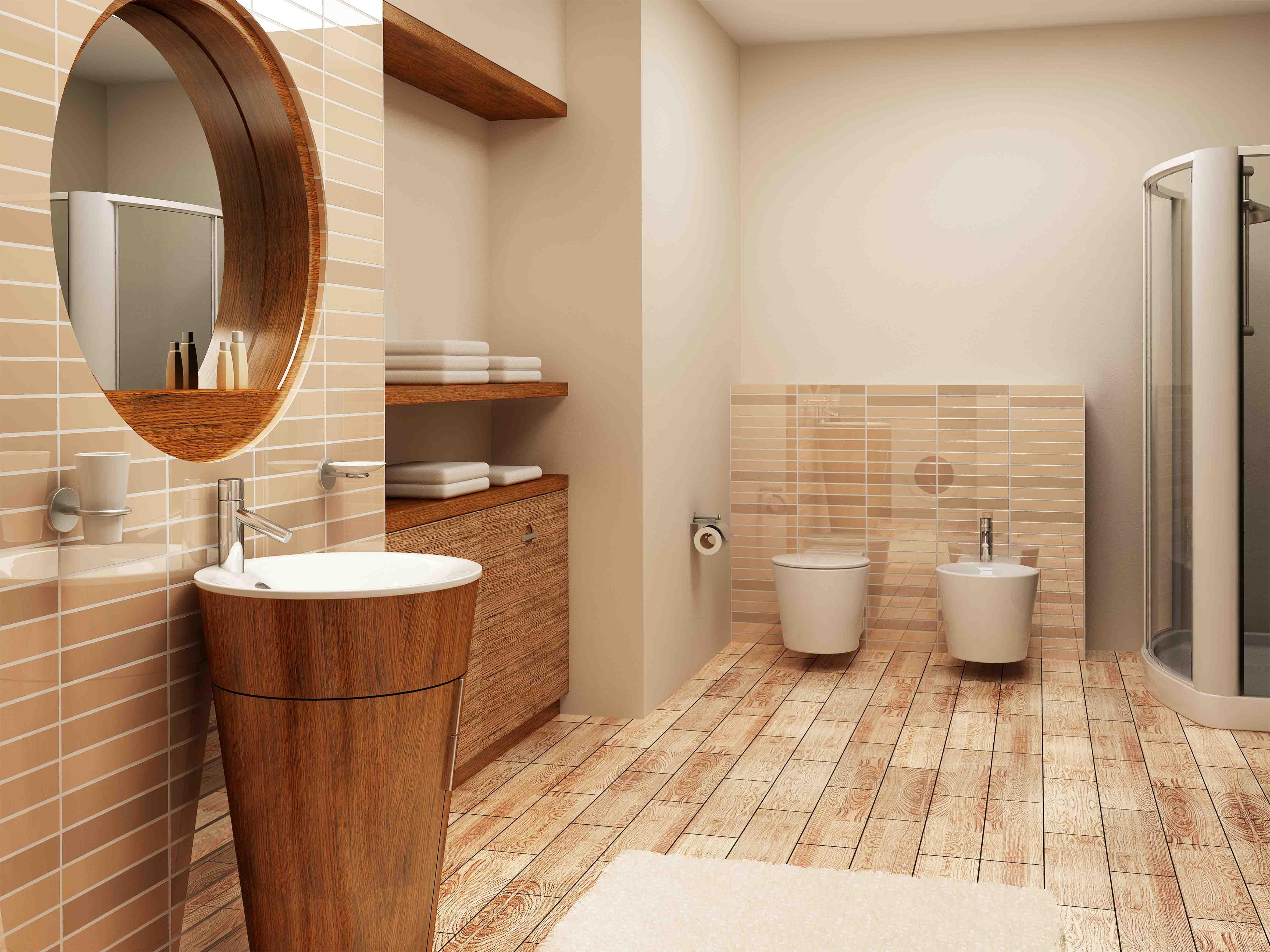 Ceramic tile shower designs