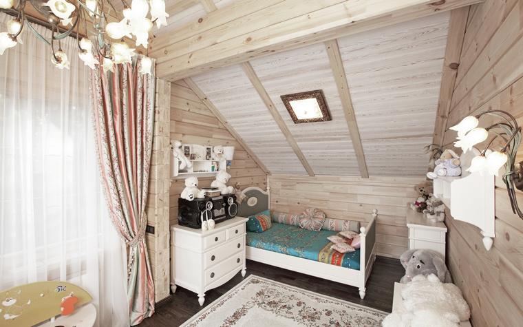 Фото дизайна комнат в деревянном доме