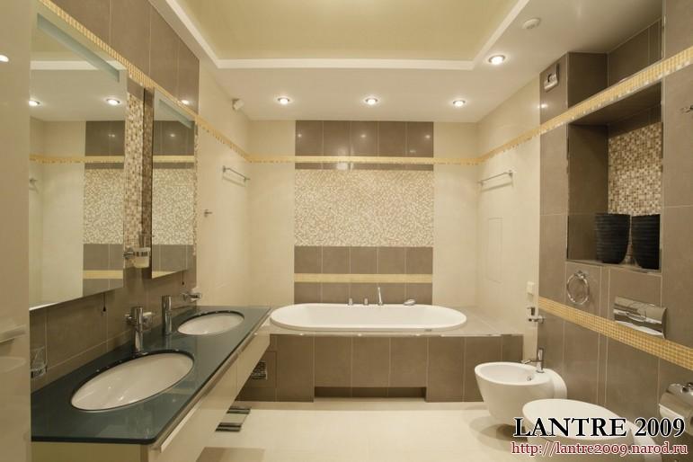 Ванны дизайн 9м