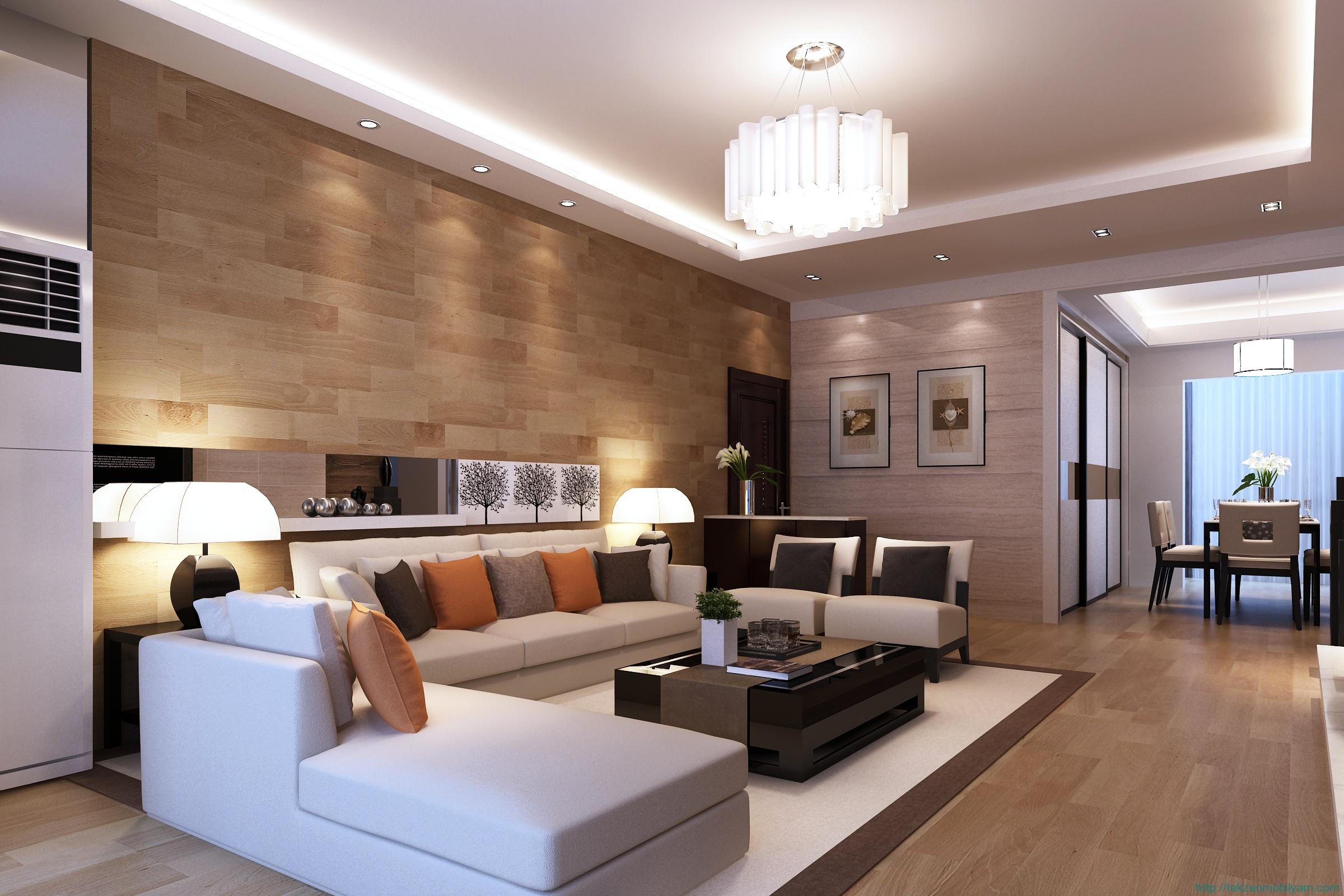 Sala moderna usata