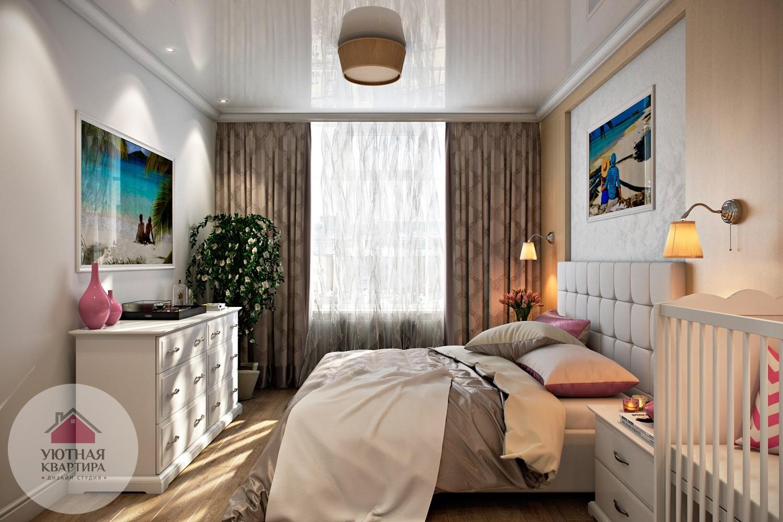 Дизайн спальни для маленького ребенка