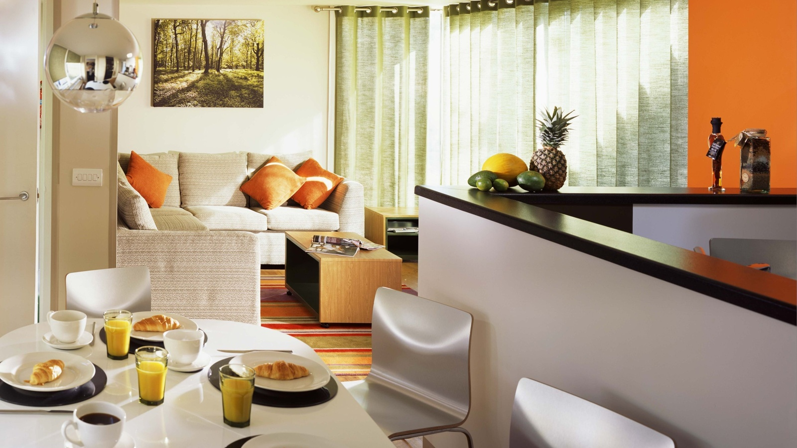 Дизайн интерьера жилых комнат