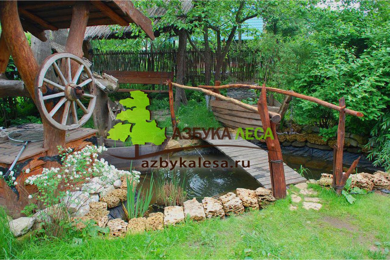 Фото ландшафтного дизайна деревенского дома своими руками