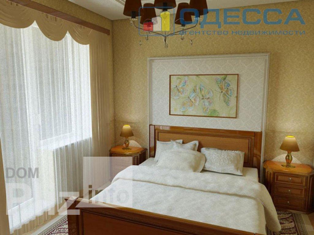 Интерьер маленькой спальни с балконом фото.