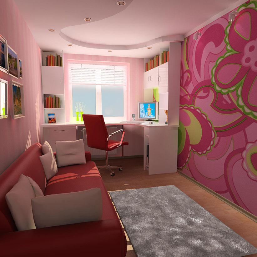 Недорогой дизайн комнаты своими руками фото 90