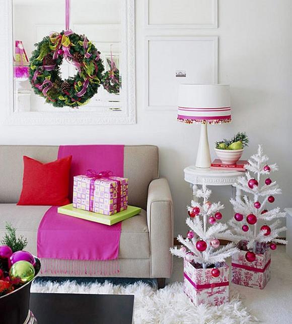 Чем можно украсить дом к новому году своими руками