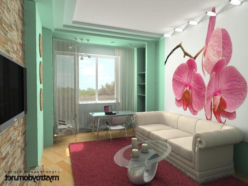 Комната детская 12 кв м дизайн с диваном