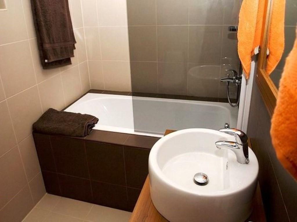 Дизайн ванны без туалета 3 кв.м
