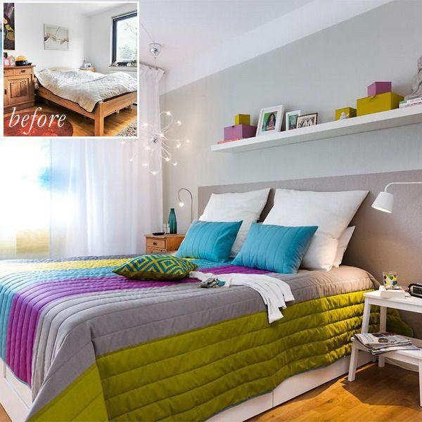 Интерьеры икеа спальня фото
