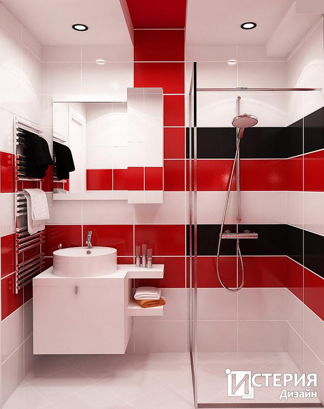 Badezimmer Wei