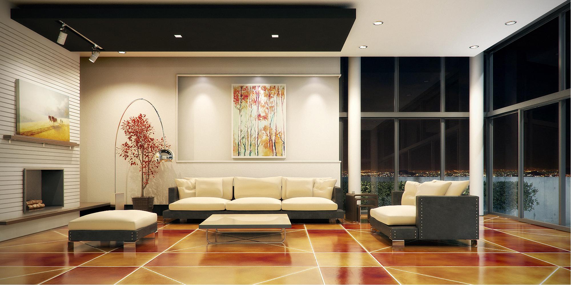Фото 3 д дизайн квартиры