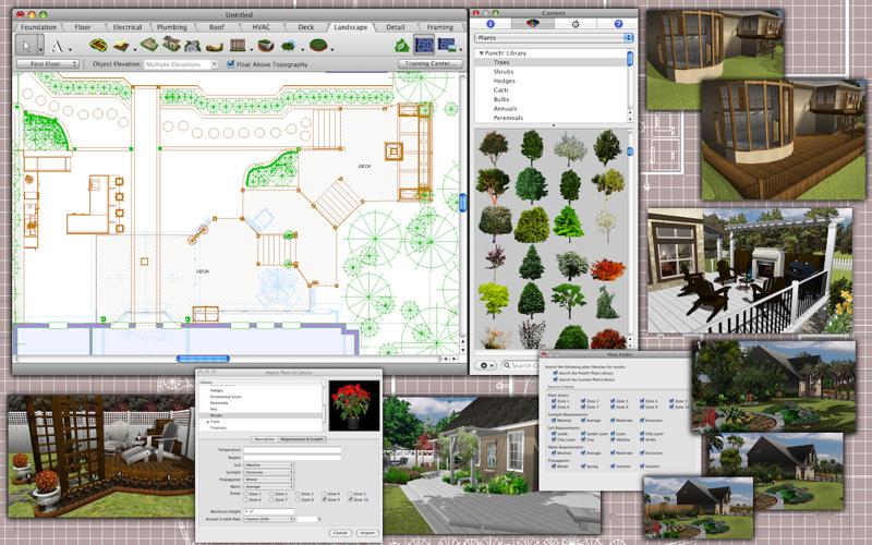 Программа для дизайна участка