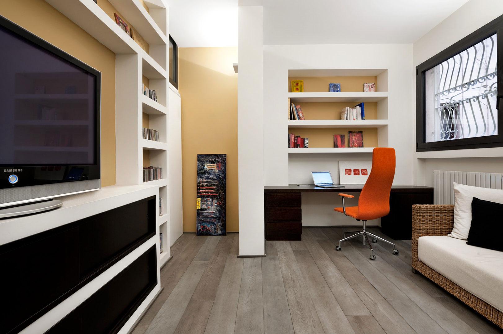 Дизайн гостиной в современном стиле в хрущевке