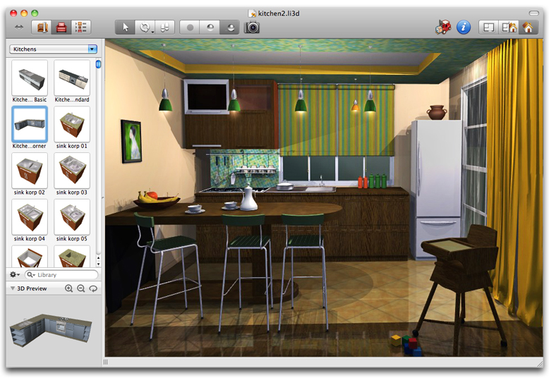 Interior Design 3D  Free download and software reviews