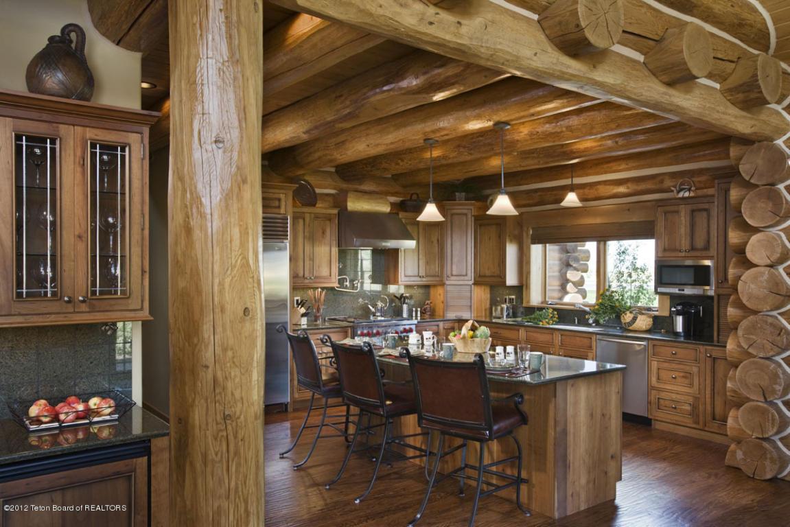 Красивые интерьеры деревянных домов из сруба : Фото красивых интерьеров