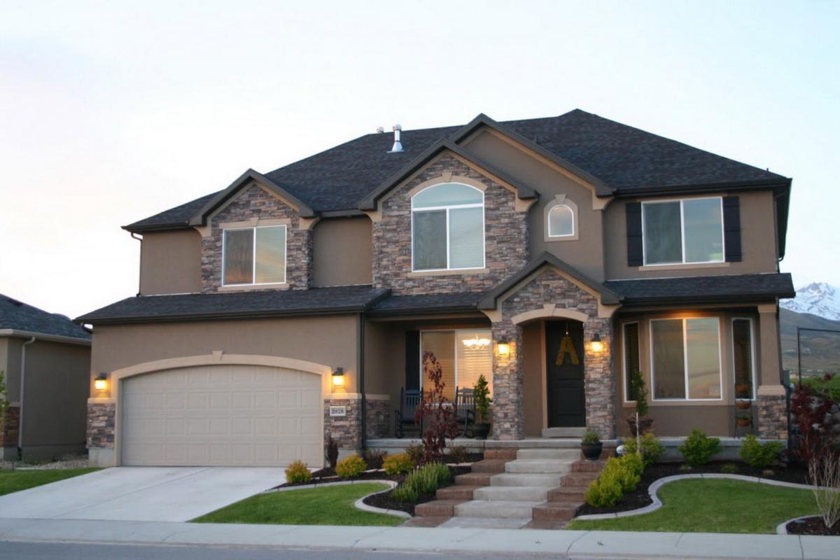 Фото дизайн домов внешний вид