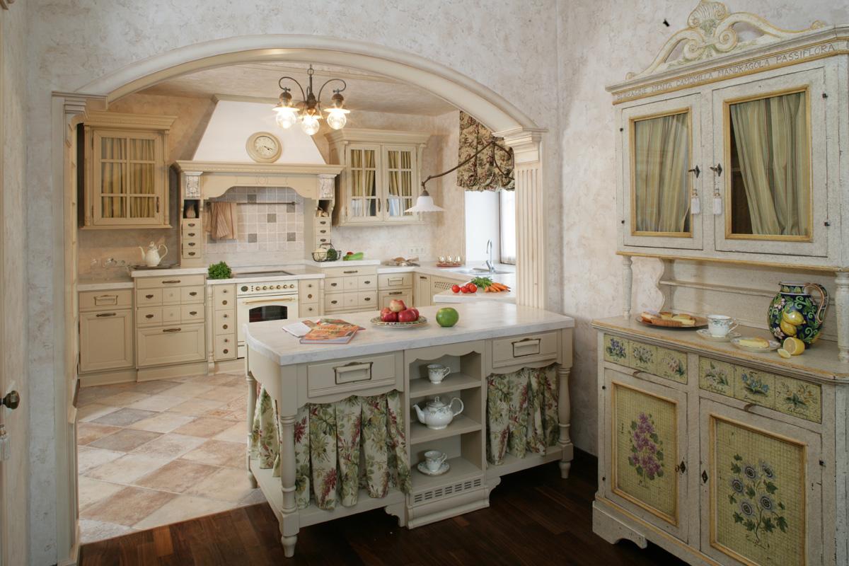 Элитные итальянские кухни Скаволини фото Дом Мечты