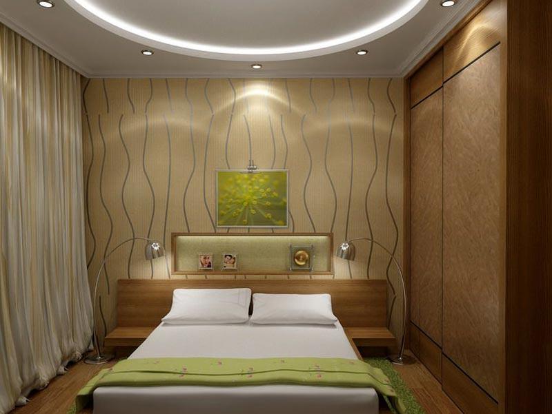 Ремонт спальни 10 кв.м