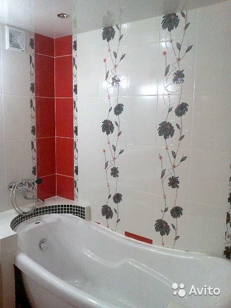 Плитка для ванной комнаты для небольшой