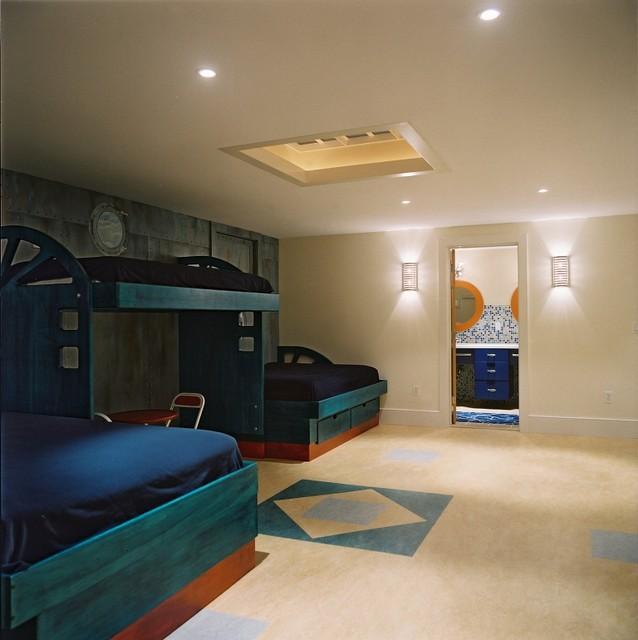 Дизайн комнаты на 3 человека