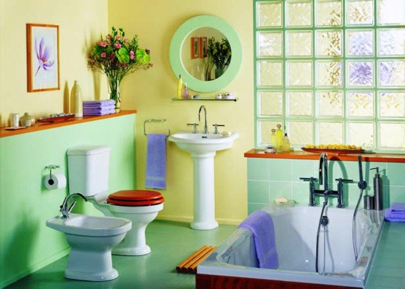 Ванные комнаты дизайн своими руками