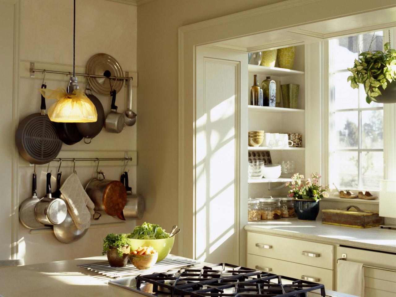 Декор для небольшой кухни