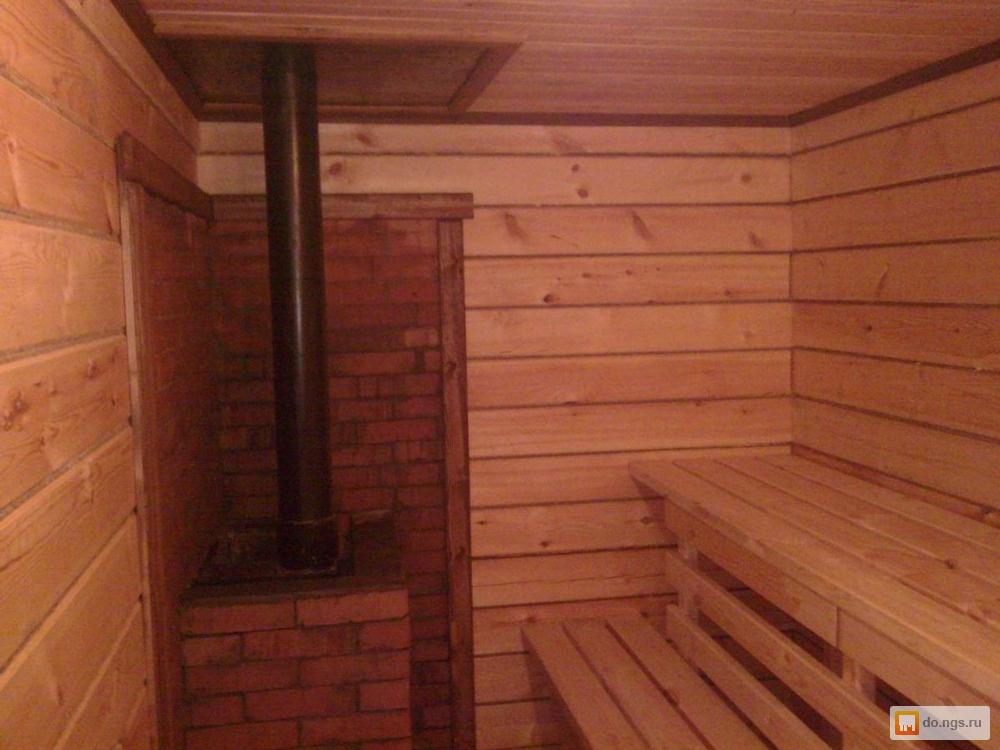 Баня для дома своими руками
