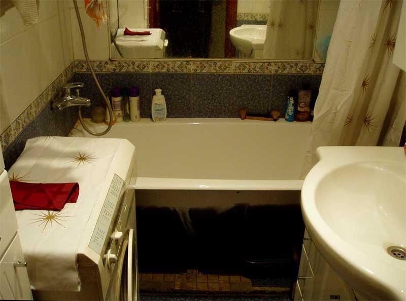 Дизайн ванной комнаты 3 кв.м без унитаза