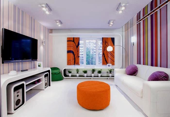 Дизайн комнаты 18